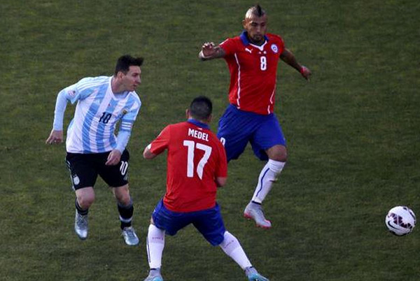 Watch Chile Argentina