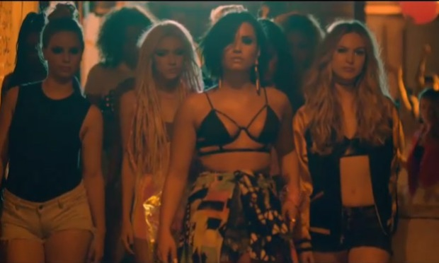 Demi Lovato Teaser Cool For The Summer
