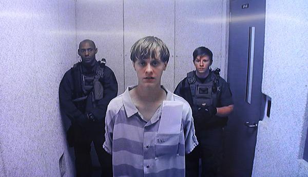 Dylann Roof Charges