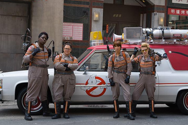 New Ghostbusters Costume