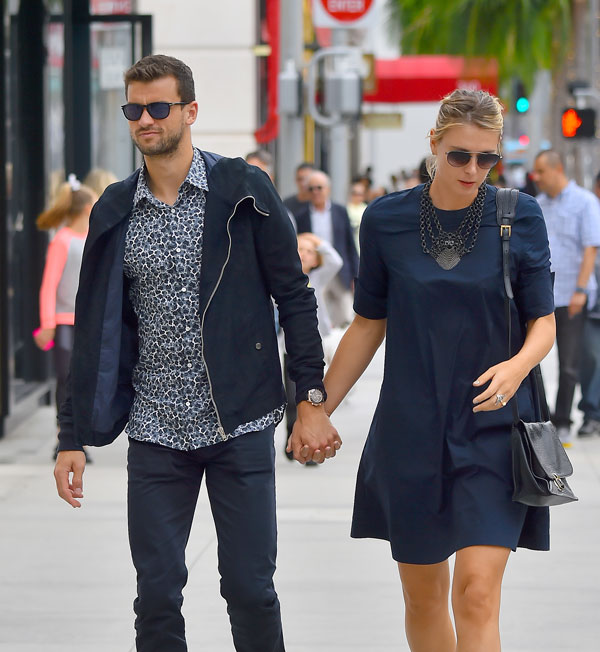Grigor Dimitrov Maria Sharapova Break Up