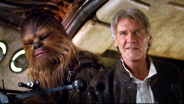 J.J. Abrams Young Han Solo