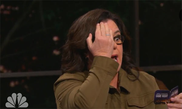 Rosie ODonnell Hollywood Game Night