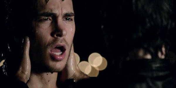 Delena Rain Kiss Recreated