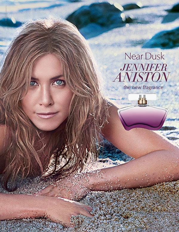 Jennifer Aniston Near Dusk