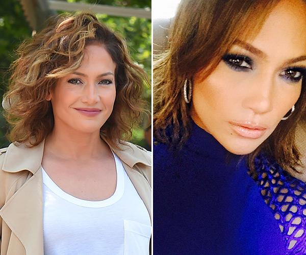 Jennifer Lopez Hair Cut