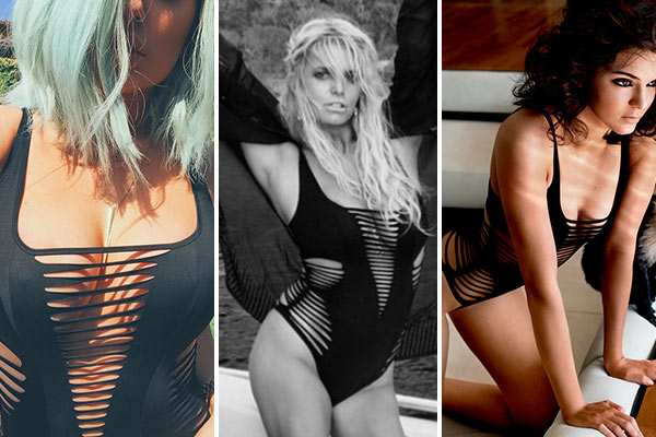 jessica simpson same swimsuit kendall kylie
