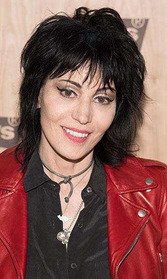Joan Jett Celebrity Profile