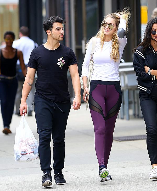 Gigi Hadid Joe Jonas Relationship
