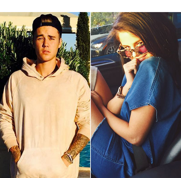 Justin Bieber Sings Selena Gomez