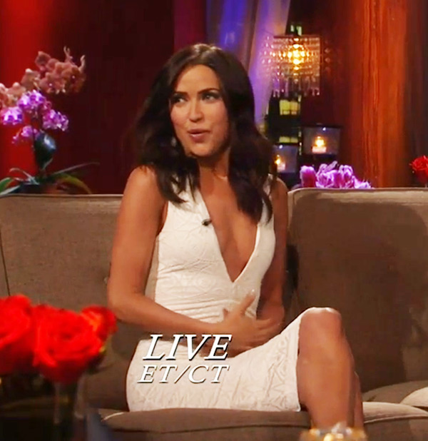 Kaitlyn Bristowe After The Final Rose Dress