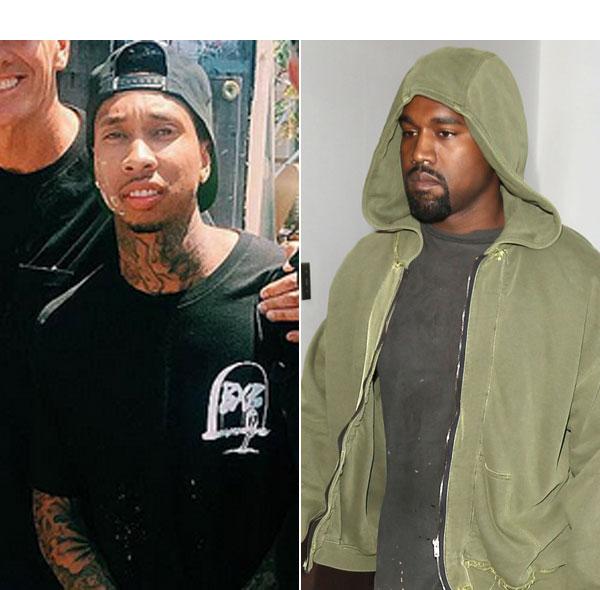 Kanye West Tyga Reality Show