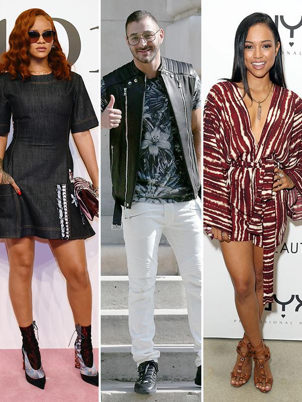 Karim Benzema Cheating Rihanna Karrueche Tran