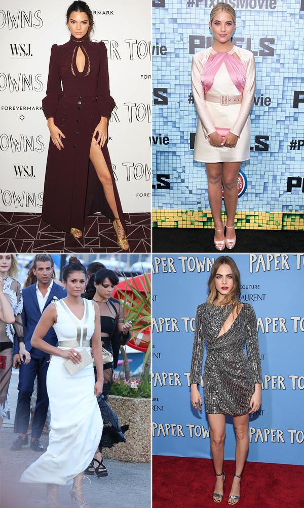 Nina Dobrev Best Dressed