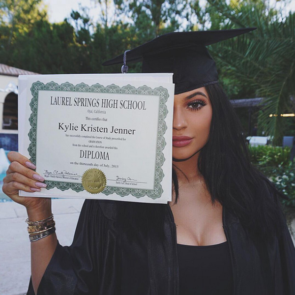 Kendall Kylie Jenner Graduation Party