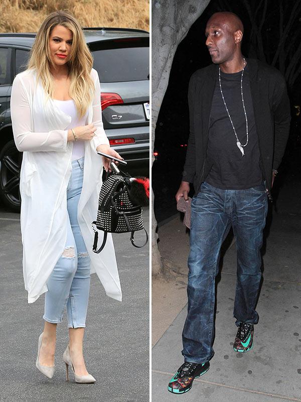 Lamar Odom Khloe Kardashian Dating James Harden