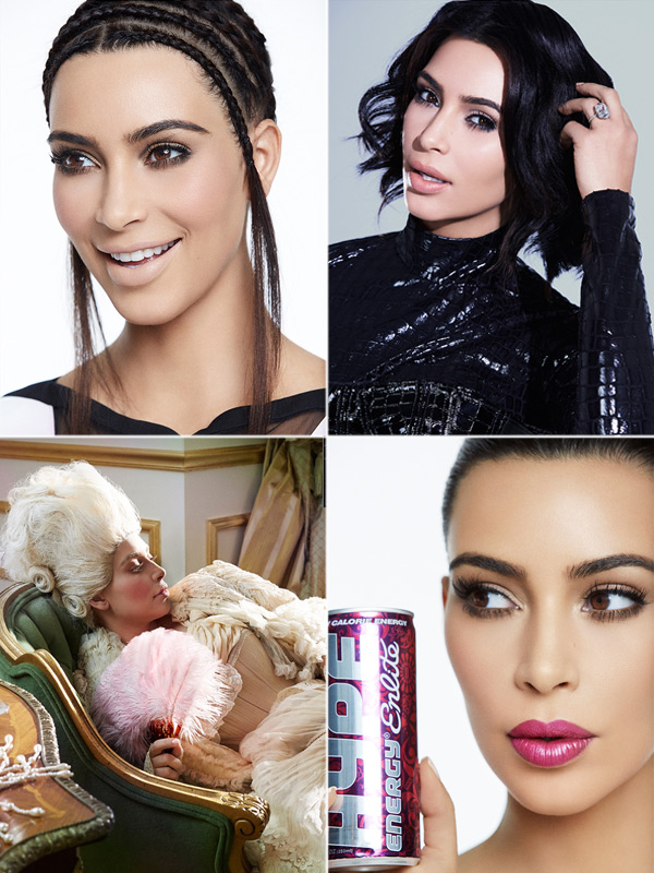 Kim Kardashian Hype Energy