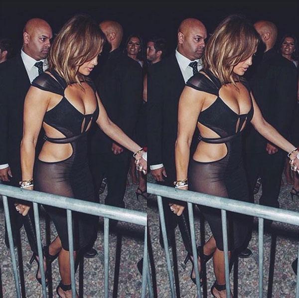 Kim Kardashian Jennifer Lopez Body