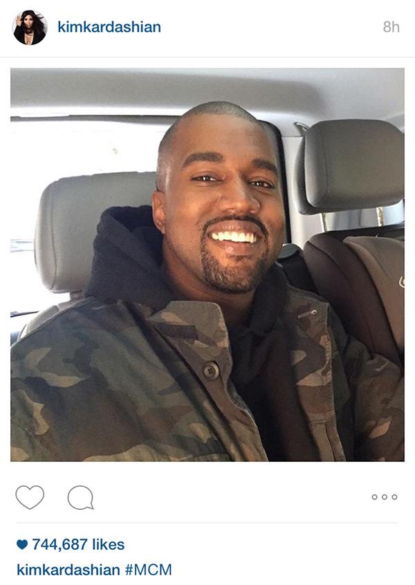 Kim Kardashian Man Crush Monday