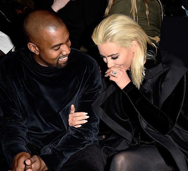 Kanye West Proud Kim Kardashian Nicki Minaj Taylor Swift Feud