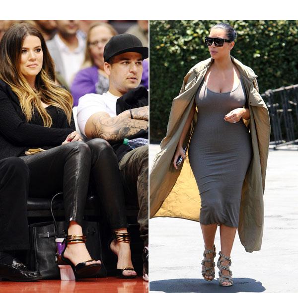 Khloe Kardashian Enabling Rob