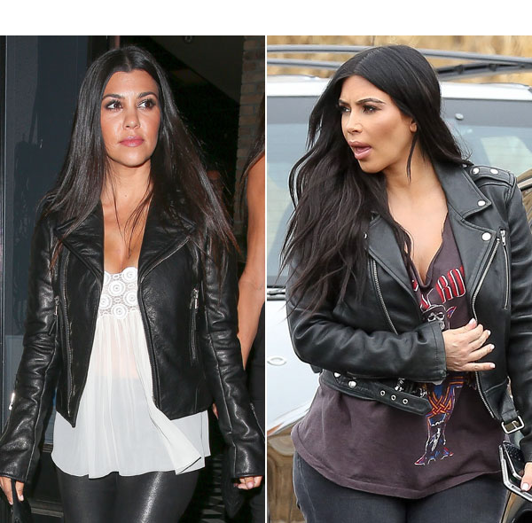 Kim Kardashian Scott Disick PDA Pics
