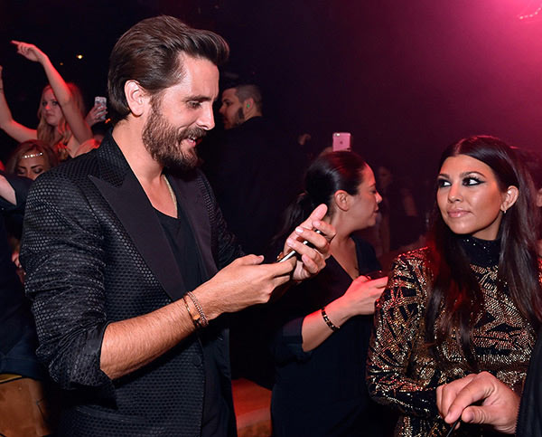Kourtney Kardashian Ultimatum Scott Disick