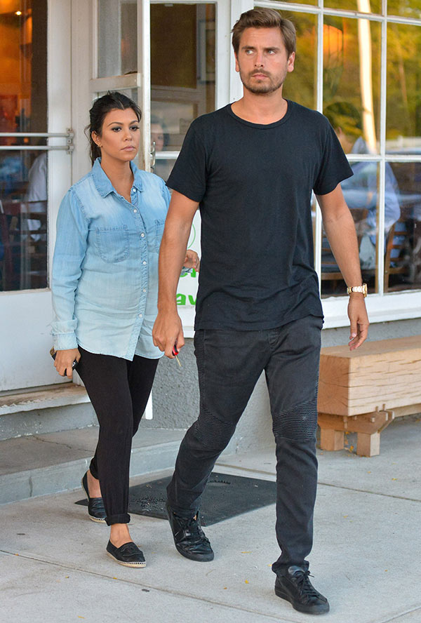 Kourtney Kardashian Scott Disick Second Chance