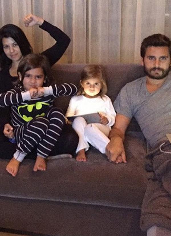 Kourtney Kardashian Scott Disick Cant Drive Kids