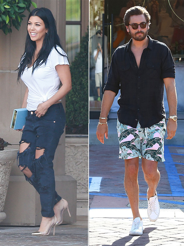 Kourtney Kardashian Dating After Scott Disick Split