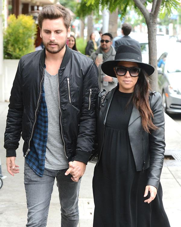 Kourtney Kardashian Wants Sole Custody Kids