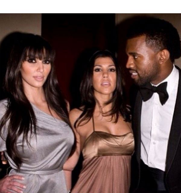 Kim Kardashian Setting Up Kourtney Date