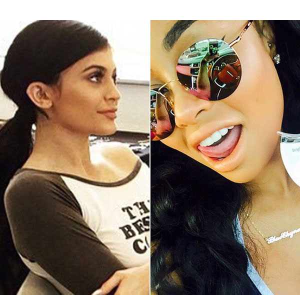 Blac Chyna Kylie Jenner Toothbrush