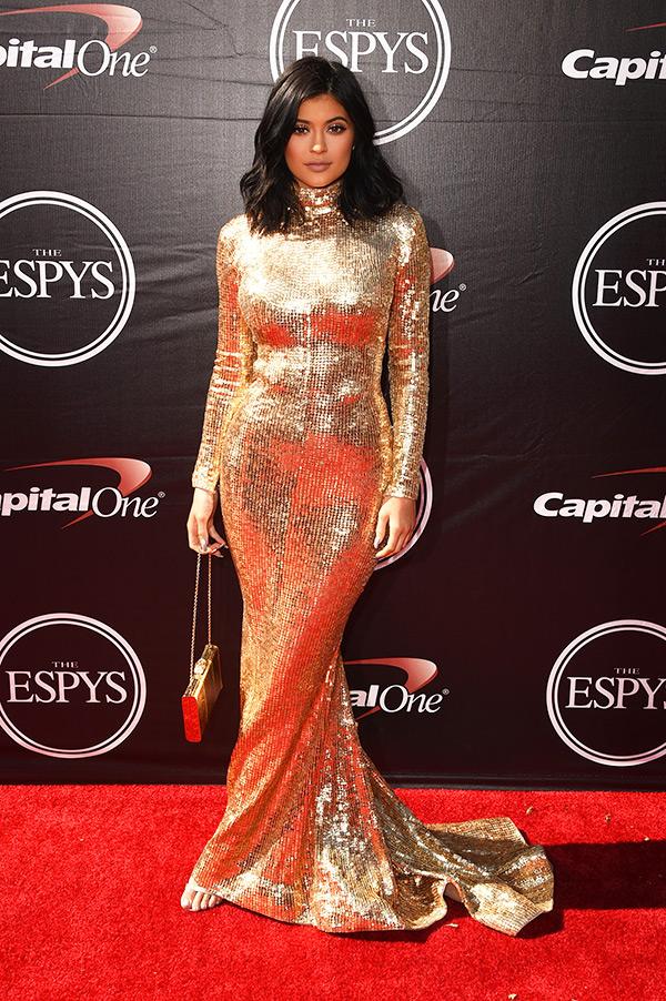 Kylie Jenner Dress ESPYS