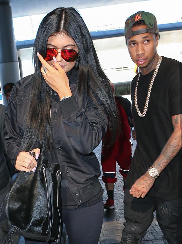 Jaden Smith Tyga Kylie Jenner Relationship