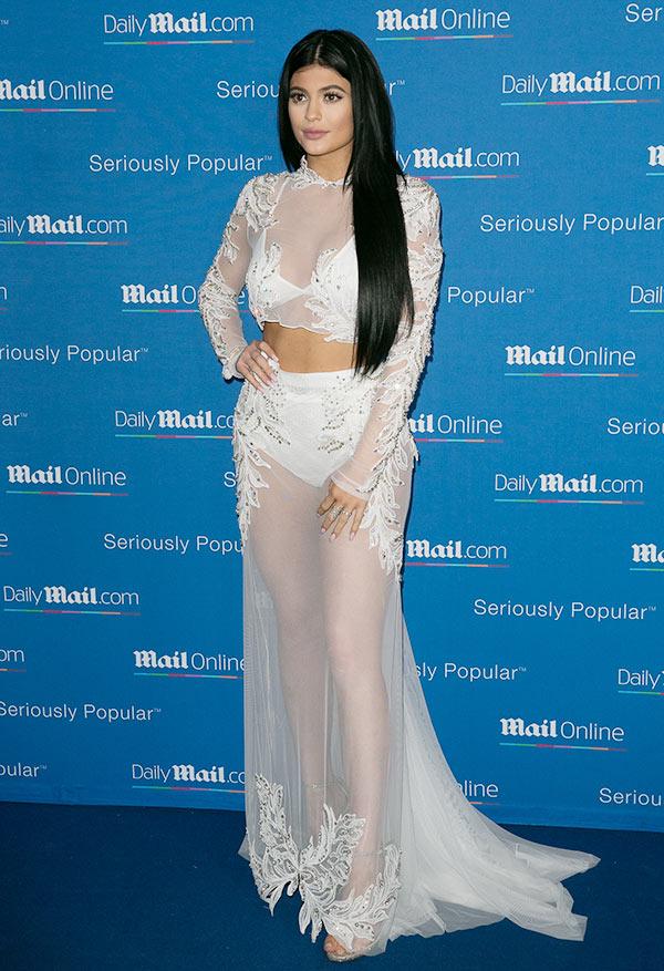Kanye West Walking Kylie Jenner Down Aisle