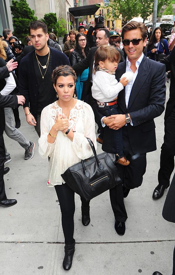 Lamar Odom Begging Scott Disick To Reconcile With Kourtney Kardashian