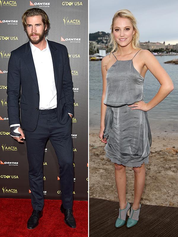 Maika Monroe Liam Hemsworth Dating