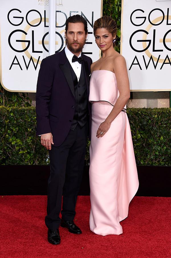 Matthew McConaughey Camila Alves Divorce
