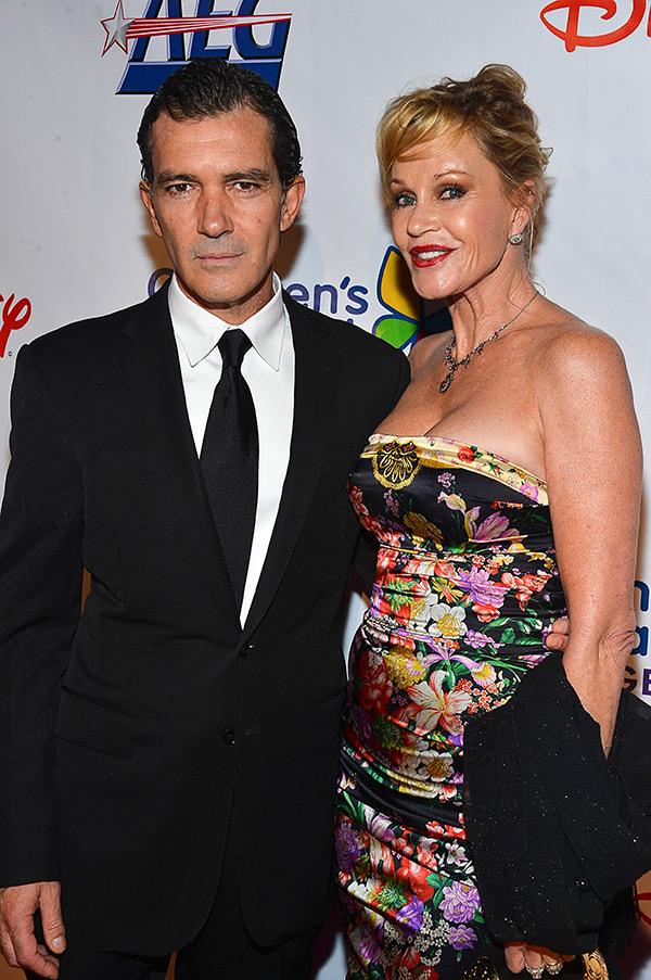 Melanie Griffith Antonio Banderas Divorce