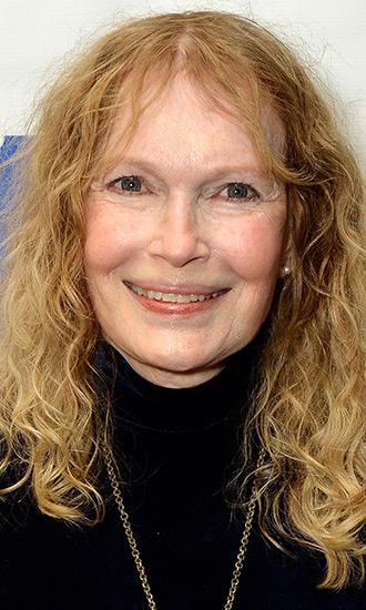 Mia Farrow Celeb Profile