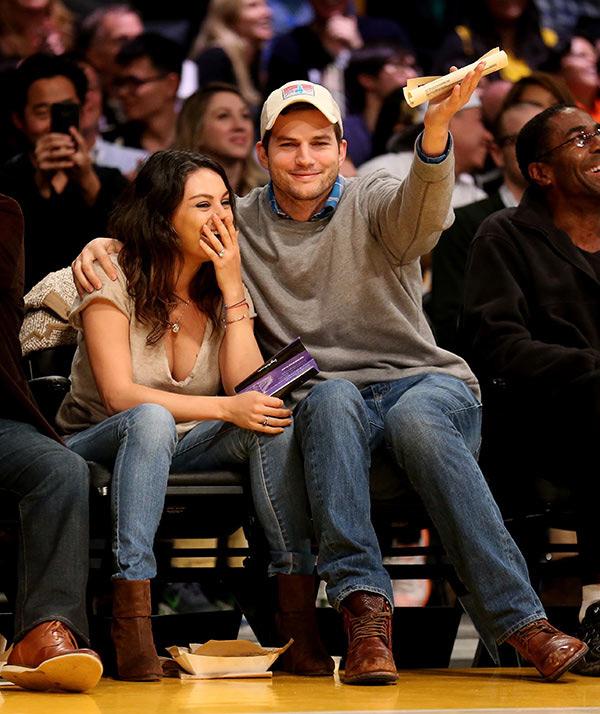 Ashton Kutcher Mila Kunis Getting Married