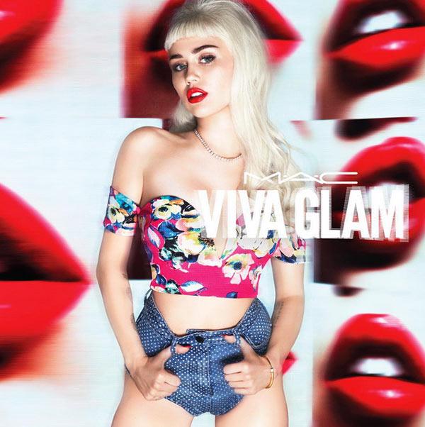 Miley Cyrus MAC