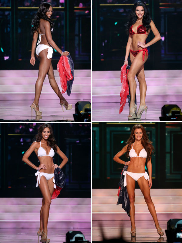 Miss USA Swimsuit Competition