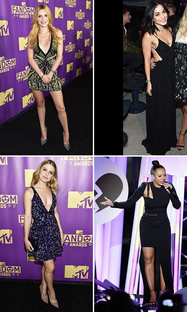 Best Dressed Fandom Awards 2015