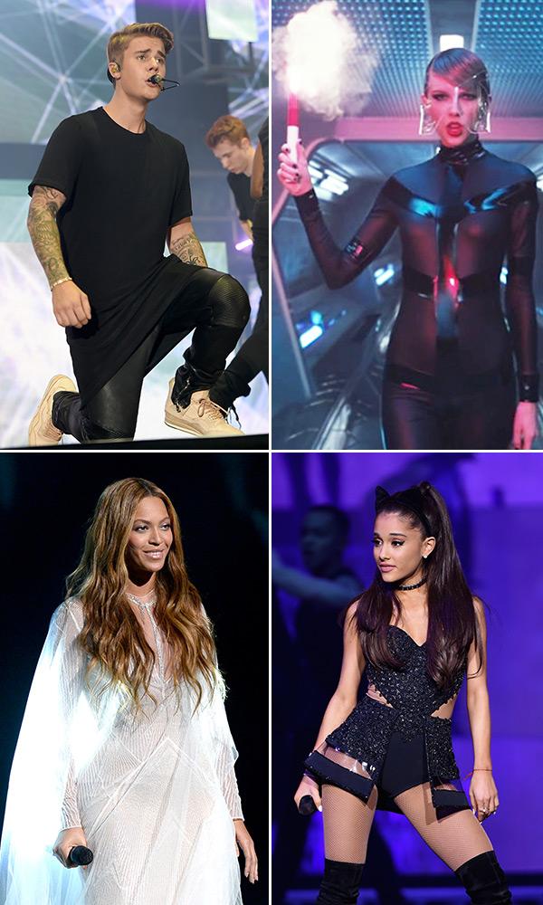 MTV VMA Nominees