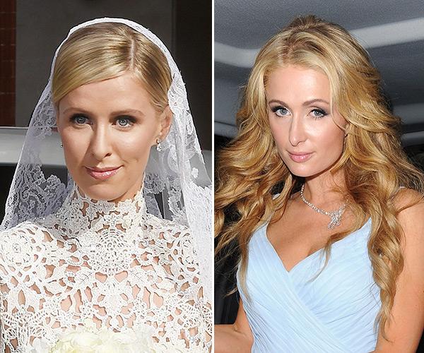 Nicky Paris Hilton Wedding