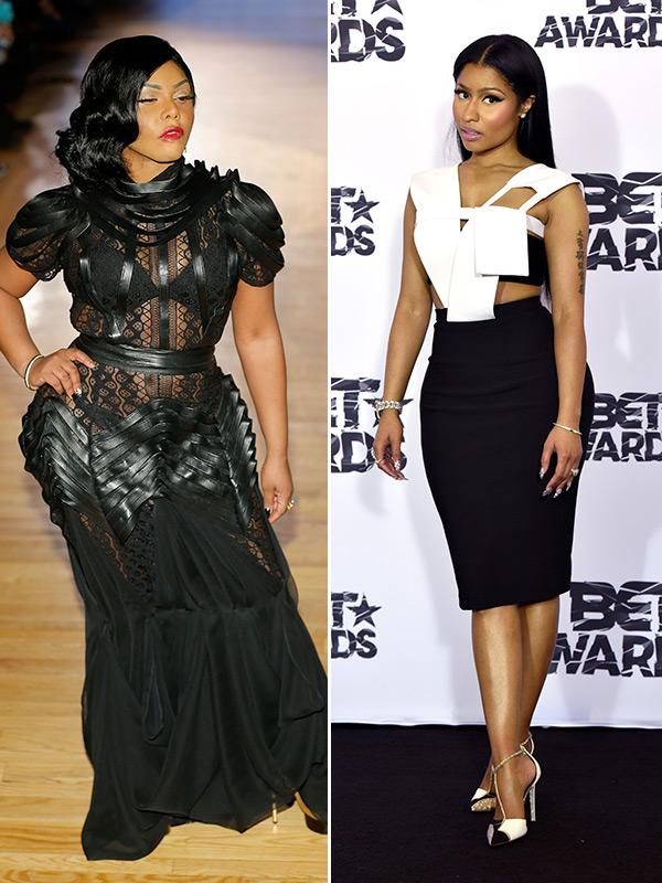 Lil Kim Responds Nicki Minaj Diss