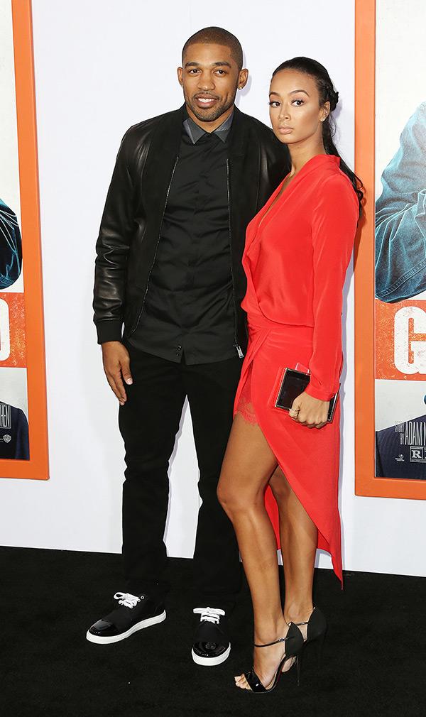 Orlando Scandrick Draya Michele Engagement Off
