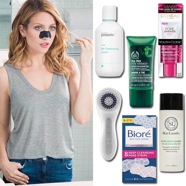 Pore Minimizing Products